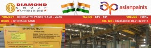 ASIAN PAINTS - READY OF DESPATCH
